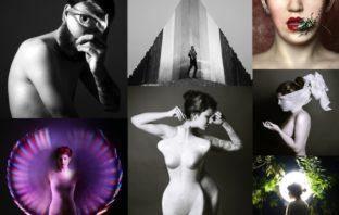 Mészáros Zsuzsanna nyertes fotóiból készített montázs