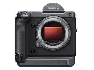 Itt a Fujifilm 100 megapixeles gépe
