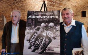 Új könyv Schwanner Endrlétől: Motorversenyek