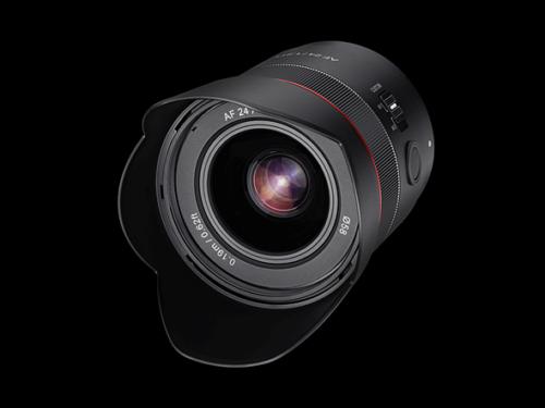 Samyang AF 24mm f/1,8 – asztrofotós móddal