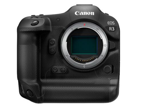 Hamarosan érkezik a Canon EOS R3!