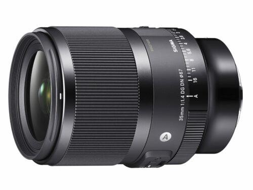Sigma 35mm f/1,4 DG DN Art