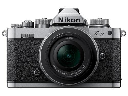 Gyönyörű retróköntösben érkezik a Nikon Zfc