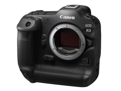 Újabb információk a Canon EOS R3-ról