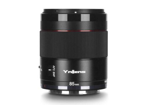 Yongnuo 85mm F1.8R DF DSM Canon EOS R kamerákhoz