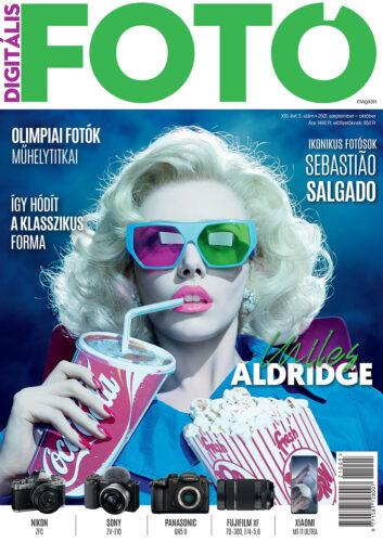 Megjelent Digitális Fotó szeptember-októberi száma!