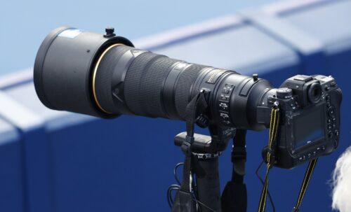 45 megapixellel jön a Nikon Z9