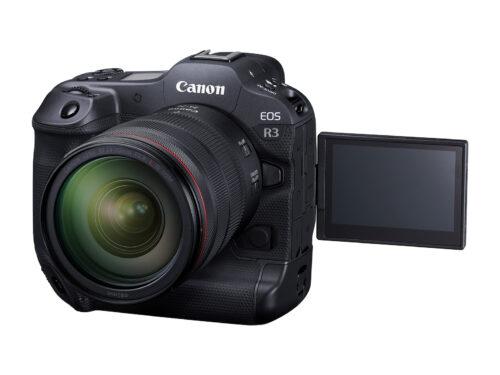 Canon EOS R3 első kézből